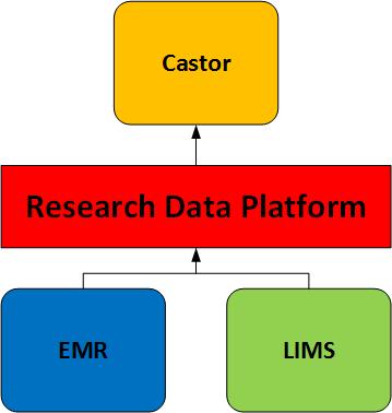 Castor RDP EMR LIMS